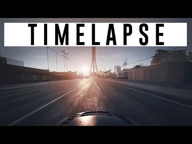 NFS PAYBACK - TIMELAPSE 8K