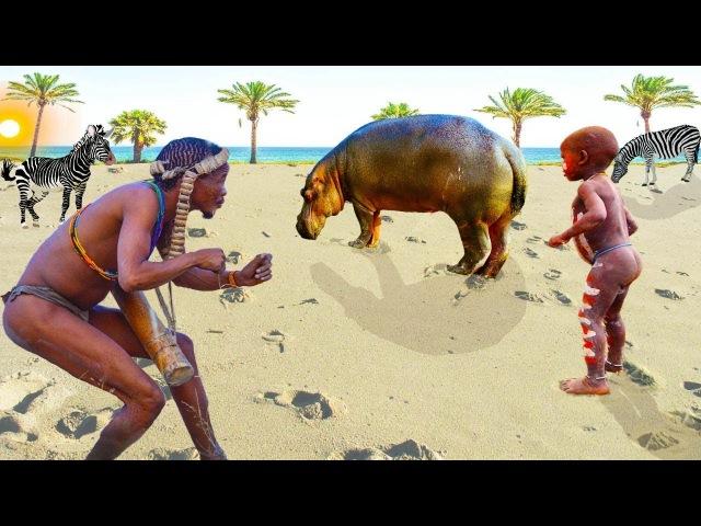 Следы Гейдельбергского человека из Эфиопии проливают свет на то каким было детство 700000 лет назад.