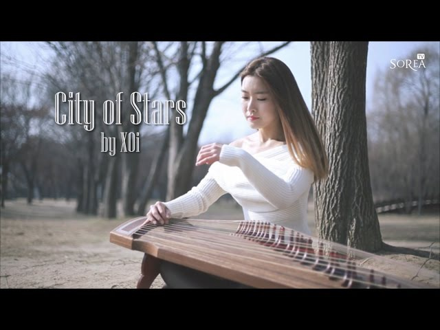 La La Land - City of Stars (Cover by XOi) [Gayageum Acoustic] [Lyrics]