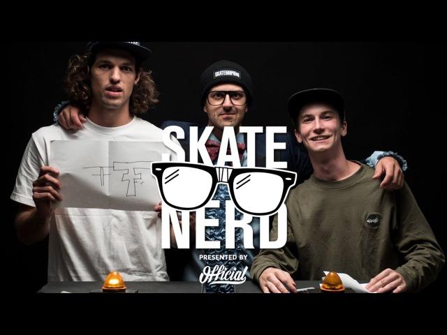 Skate Nerd: Andrew Brophy vs. Paul Hart   ASN