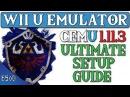 Cemu 1.11.3 | The Ultimate Setup Guide | Zelda BOTW