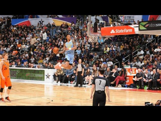 Best 20 Plays From Week 18 | All-Star Weekend And More! NBANews NBA NBAAllStar NBAAllStar2018