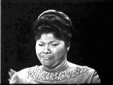 Mahalia Jackson, By His Word, 1959 TV