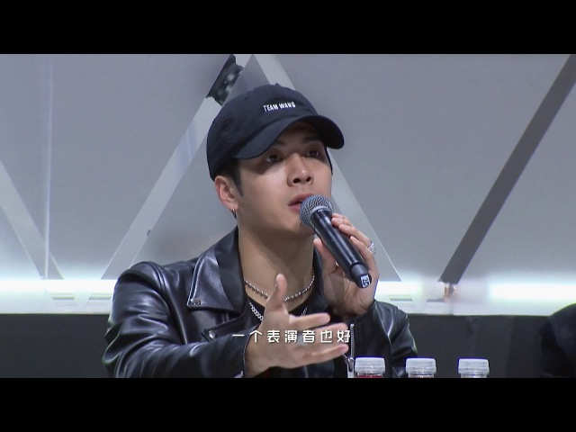 [ENG] Idol Producer EP1 Behind the Scenes: Jackson Sharply Critiques Trainees' Performances