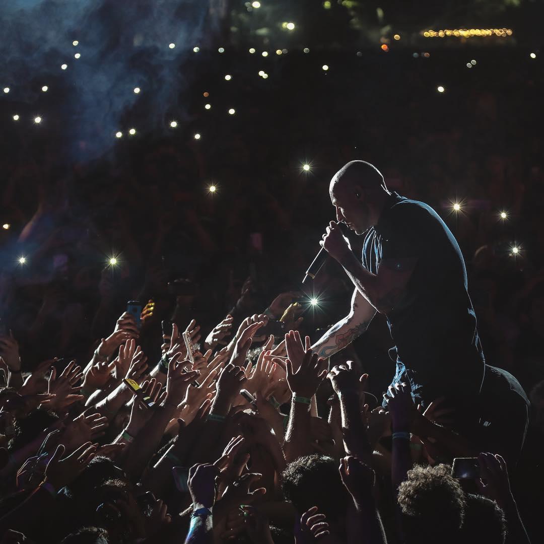 Афиша Самара Linkin Park 26.07.2017 Набережная (Вечер памяти)