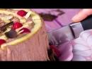 Торт Спираль или Трухлявый Пень Рецепт нежнее не бывает