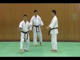 1 Bunkai Kumite Yantsu no Kata