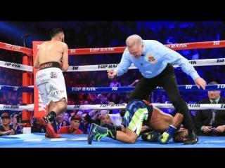 Бокс: Хосе Карлос Рамирес — Майк Рид, Jose Carlos Ramirez — Mike Reed | Полный бой