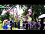 Митинг против сатанинского памятника ветеранам провели католики в США