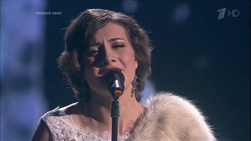 Алиса Игнатьева Белым снегом Голос 3 Четвертьфинал 12 12 2014