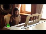 Поклонская сыграла на рояле путин-хуйло