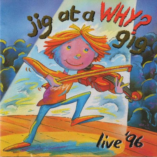 Why? альбом Jig At A Why? Gig Live '96 (Live Album)