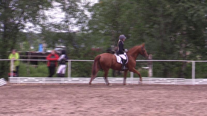 Аня и Элих, Приневское 2015