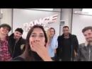 Clari visiting Dance Dance Dance season 2