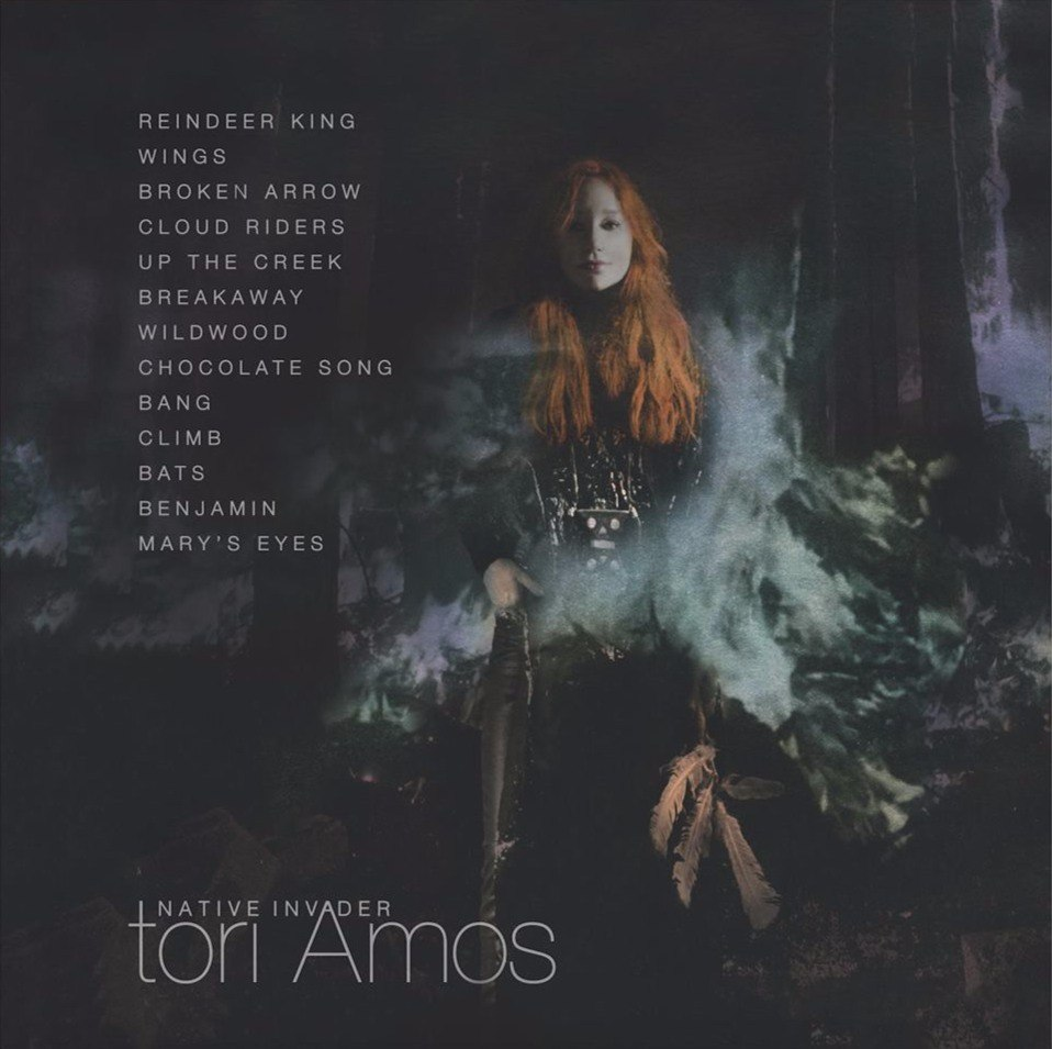 Новый сингл Tori Amos - Cloud Riders: альбом Native Invader