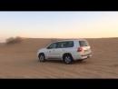 Джип -сафари в Дубаях