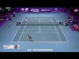 2018 St. Petersburg Open Day 1 - Shot of the Day - Anastasia Potapova / tennis insight