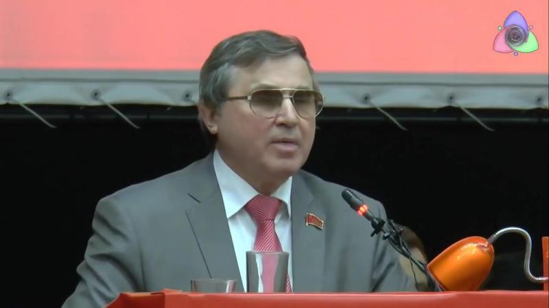 Олег Смолин_ «Павел Грудинин — кандидат «для всех»