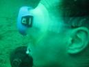 Засветился на глубине 16 метров