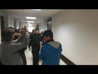 Суд над Юрием Дмитриевым