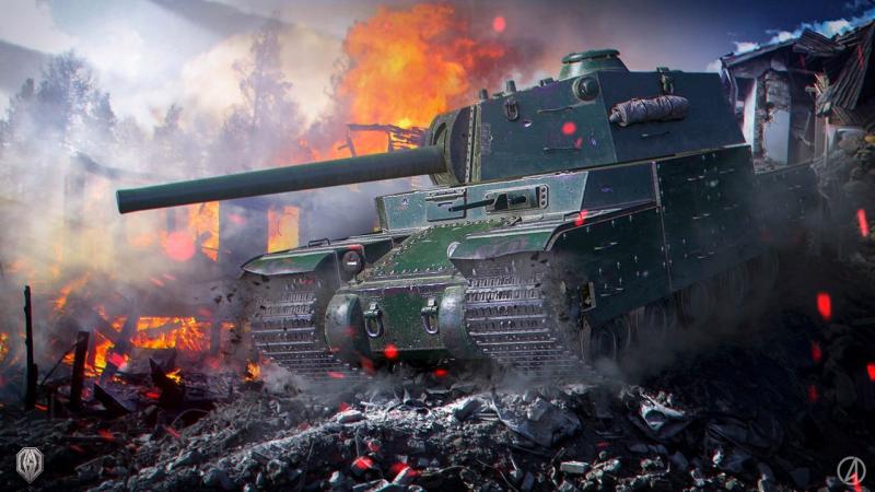 Пан или пропал Эпик.. World of Tanks