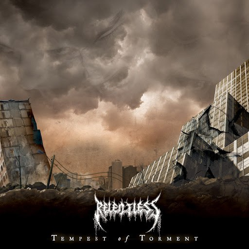 Relentless альбом Tempest Of Torment