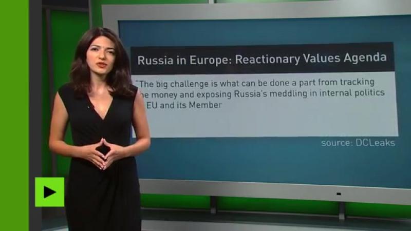 Combien coûtent les tentatives de George Soros d'influencer l'Europe et la Russie YouTube 360p