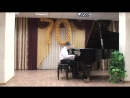 Галутва Михаил - Р.Глиэр «В полях» e-dur