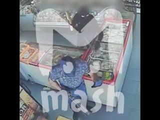 Дерзкое ограбление сельского магазина под Волгоградом