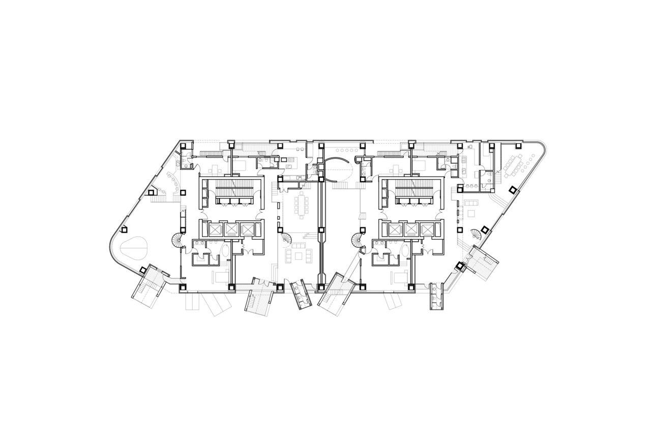 """The Third Space"" / Atelier Li Xinggang"
