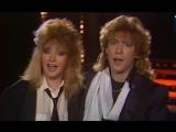 Две звезды – Алла Пугачева и Владимир Кузьмин (Песня 86) 1986 год