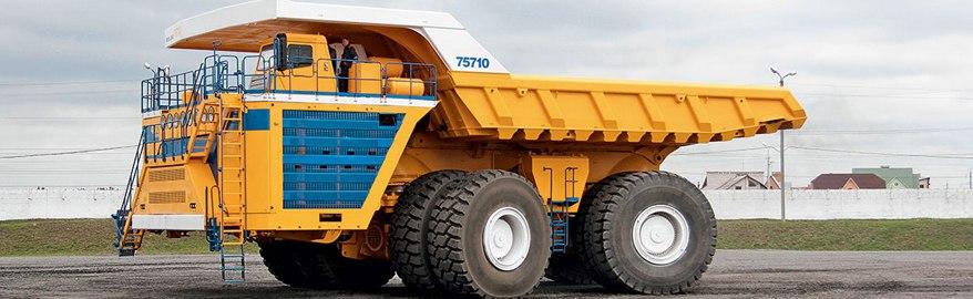 БЕЛАЗ получит из России «дизельные двигатели нового поколения»