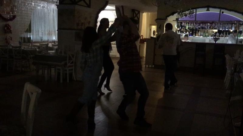 09.12.17 Ковбойская вечеринка в Провансе