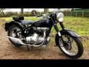 Мотоцикл Sunbeam S8 500cc, 1949 года