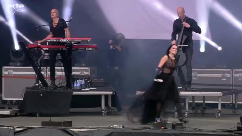 Tarja Turunen - Live HellFest (2016)
