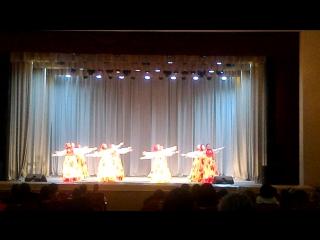 Народный театр танца Ритм Районного дома творчества муниципального бюджетного учреждения культуры Кимрского района Централизо