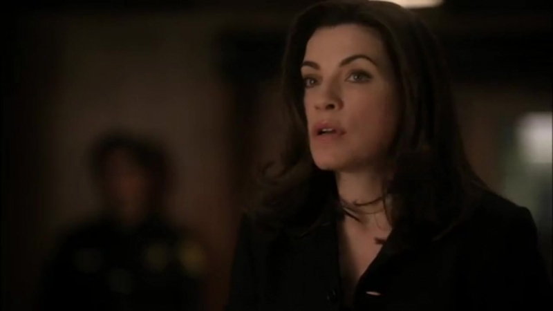 The Good Wife 01x01 - trial