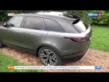 Обзор нового внедорожника Range Rover Velar 2018.Тест драйв Range Rover Velar
