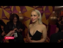 Emilia Clarke Dishes On The Final Season Of Game Of Thrones'