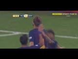 Реал 0:2 Барселона. Гол Ракитича