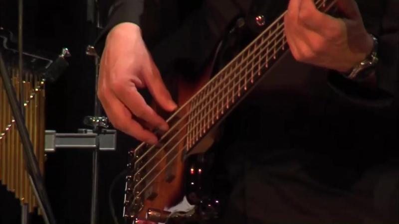 Fabrizio Spadea Latin Band - Funky Tango - (original music by Luis Salinas)