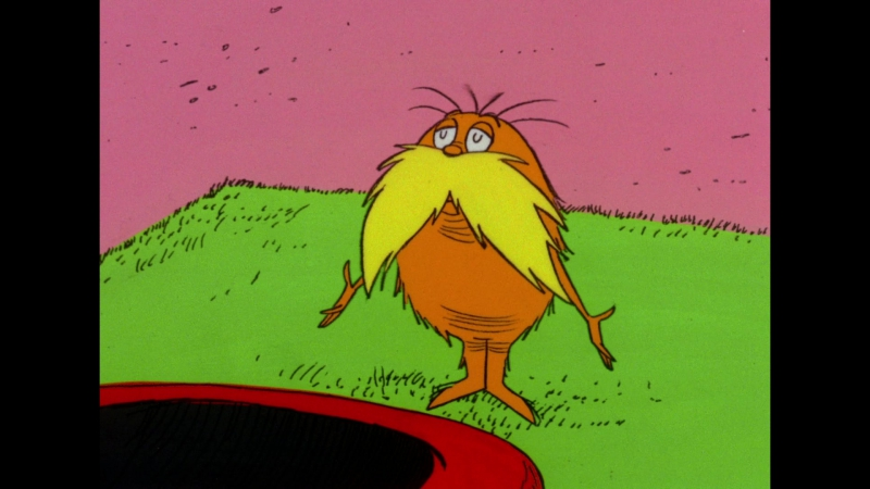 Лоракс (1972) (The Lorax)