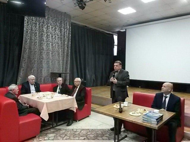 Встреча Главы города с почетными гражданами