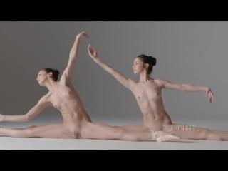 Hegre-Art - Julietta And Magdalena - Nude Ballet (18+) [эротика, порно, porno, XXX, Erotic, HD]