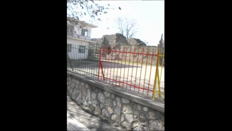 Velikaya stena Vizantii