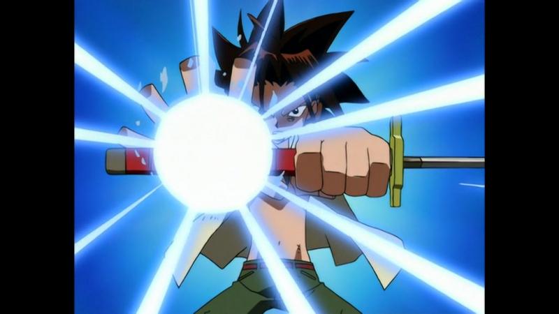 [AnimeOpend] Shaman King 1 OP   Opening (RUS) / Шаман Кинг 1 Опенинг (720p HD)