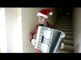 Новогоднее поздравление от Алексея Горбунова и Арт-кафе Маска