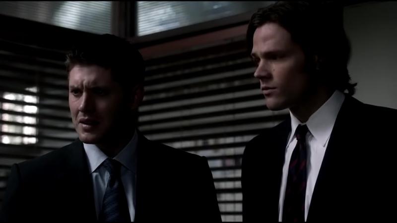 Supernatural  5х05  чего?