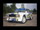 Rally car build Lada 2105 Stilyng, tuning