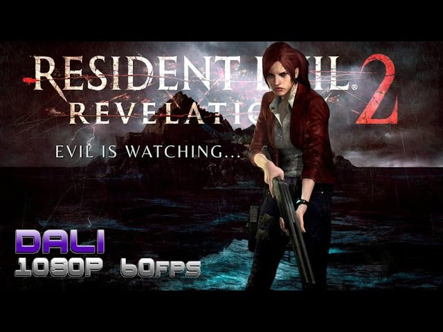 Resident Evil Revelations 2 Ep. 1 PC Gameplay 60 fps 1080p ( Бабам доверять непозволю, себе дороже будет-